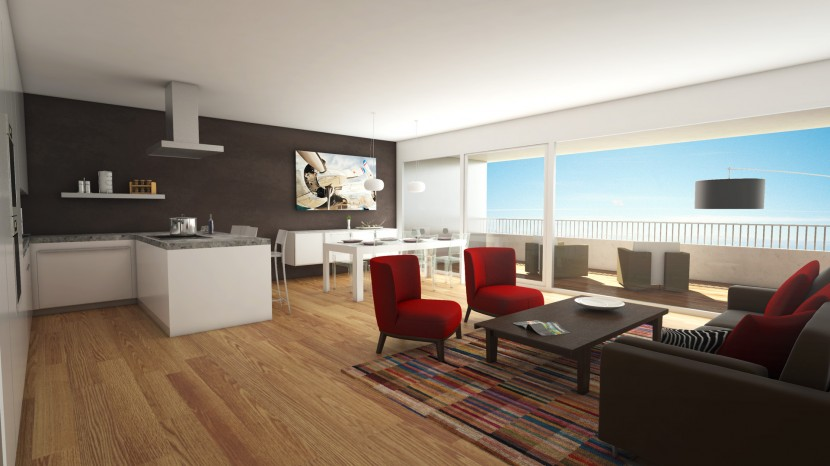 CBRE Z44 The Residence images 3D architecture (11)