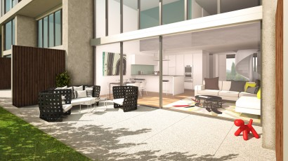 CBRE Z44 The Residence images 3D architecture (2)
