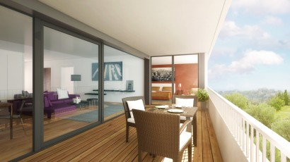 CBRE Z44 The Residence images 3D architecture (3)