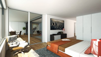 CBRE Z44 The Residence images 3D architecture (5)