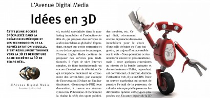 Cominmag-Decembre-2009-Digital-Media featured